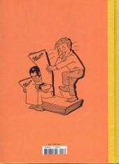 Verso de Bibi Fricotin (Hachette - la collection) -3- Nouveau robinson