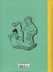 Verso de Bibi Fricotin (Hachette - la collection) -3bis- La vocation de Bibi Fricotin