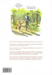 Verso de Petit traité d'écologie sauvage - Tome 1