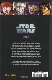 Verso de Star Wars - Légendes - La Collection (Hachette) -369- La Légende des Jedi - VI. Rédemption
