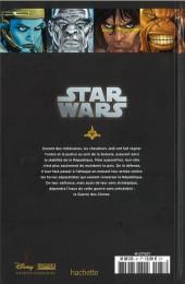 Verso de Star Wars - Légendes - La Collection (Hachette) -3734- Clone Wars - IX. Le Siège de Saleucami