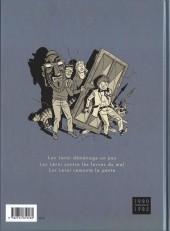 Verso de Luc Leroi -INT01- Tout d'abord (1980-1985)