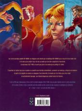 Verso de Les aventures d'Alef-Thau -INT1- Intégrale 1