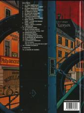Verso de Victor Sackville -18- L'homme de Berlin