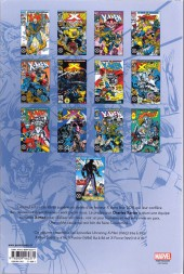 Verso de X-Men (L'intégrale) -32INT- L'intégrale 1993 (I)