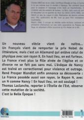 Verso de Le rayon N - Le Rayon N