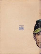 Verso de Lo Mejor de Hugo Pratt - Tome 1