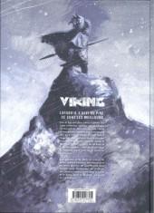 Verso de Viking - Un long feu de glace