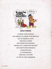 Verso de Iznogoud -7b81- Une carotte pour Iznogoud