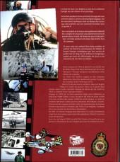 Verso de (AUT) Béghin - Cockpits - Artbook