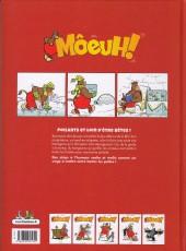 Verso de Môeuh! -1- Tome 1