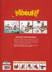 Verso de Môeuh! -2- Tome 2