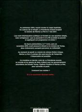 Verso de La présidente (Durpaire/Boudjellal) -3- La Vague