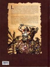 Verso de Les chroniques de Conan -20- 1985 (II)