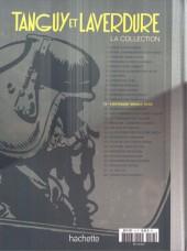 Verso de Tanguy et Laverdure - La Collection (Hachette) -13- Lieutenant