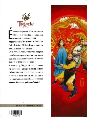 Verso de Triade -1- La rencontre