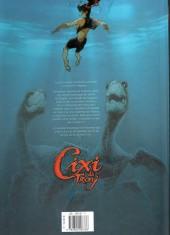 Verso de Cixi de Troy -1a- Le secret de Cixi (1ère partie)