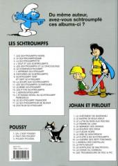 Verso de Johan et Pirlouit -12b2000- Le pays maudit