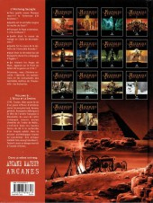Verso de L'histoire secrète -6a2008- L'aigle et le Sphinx