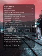 Verso de Tranches de vie (Martin) - Histoires d'un instant