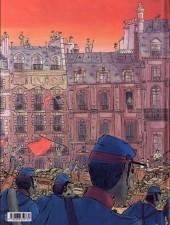 Verso de L'Écureuil -2- Par-dessus la Commune