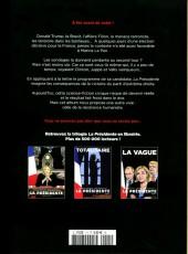 Verso de La présidente (Durpaire/Boudjellal) -1a- La Présidente