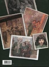Verso de La mémoire dans les poches -3- Troisième partie