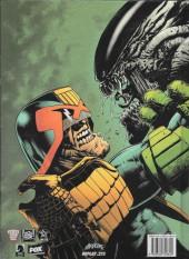 Verso de Judge Dredd/Aliens/Predator -1- Judge Dredd/Aliens : Infestation