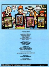 Verso de Votez Rocky - Tome 1a1983