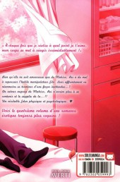 Verso de Teach me love -5- Tome 5