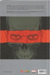 Verso de Punisher (100% Marvel - 2017) -1- Opération Condor
