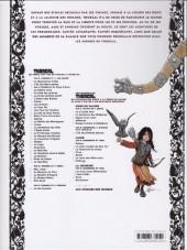 Verso de Thorgal (Les mondes de) - Louve -7- Nidhogg