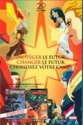 Verso de All-New Avengers -11- Une vision du futur