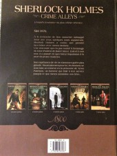 Verso de Sherlock Holmes: Crime Alleys -2a- Vocations forcées