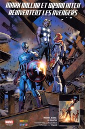 Verso de All-New Iron Man & Avengers -11- Protéger le futur