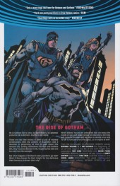 Verso de Batman (2016) -INT01a- I am Gotham