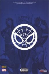 Verso de All-New Spider-Man -11TL- Apprendre de ses erreurs