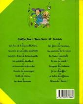 Verso de Tom-Tom et Nana -16a- Abracada... boum !