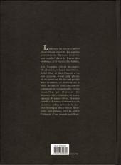 Verso de (AUT) Bilal -7- Un siècle d'amour
