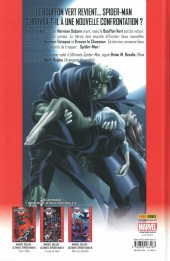Verso de Ultimate Spider-Man (Marvel Deluxe) -2b17- Face-à-Face