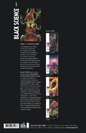 Verso de Black Science -5- Le Pacte de Circé