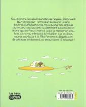 Verso de Kiki et Aliène -4- Opération camouflage