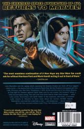Verso de Star Wars Vol.2 (Marvel comics - 2015) -INT1- Skywalker Strikes