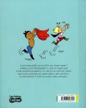 Verso de Les super Super -3- Nuits zinzin