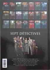 Verso de Sept -13a16- Sept détectives