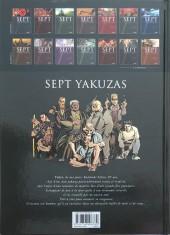 Verso de Sept -6a12- Sept yakuzas