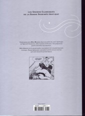 Verso de Les grands Classiques de la Bande Dessinée érotique - La Collection -2737- Courts métrages