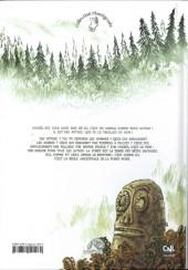 Verso de Mikaël, ou le mythe de l'homme des bois