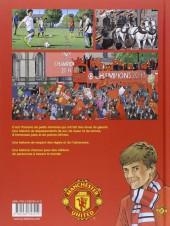 Verso de Manchester United -1- La bd officielle