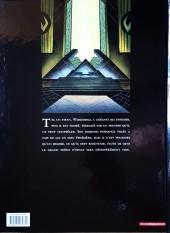 Verso de Chroniques de la Lune Noire -18- Le trône d'Opale